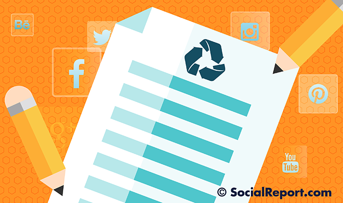 Repurposing Your Content On Social Media