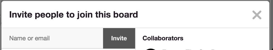 Add Collaborators To Pinterest Boards