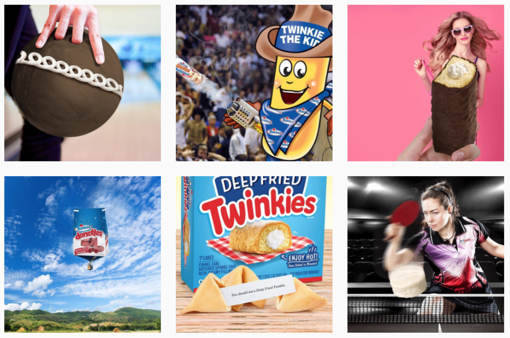 Hostess Snacks Instagram