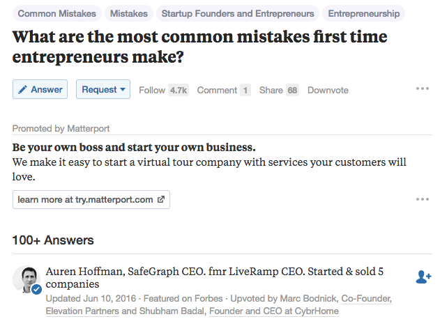 Using Quora To Find YouTube Video Topics