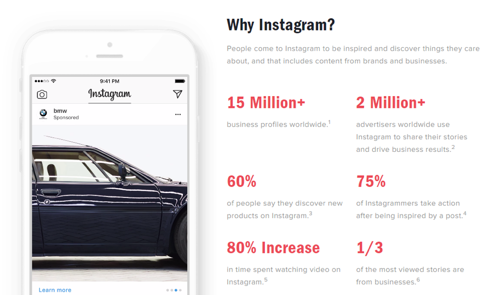 Why Advertise On Instagram