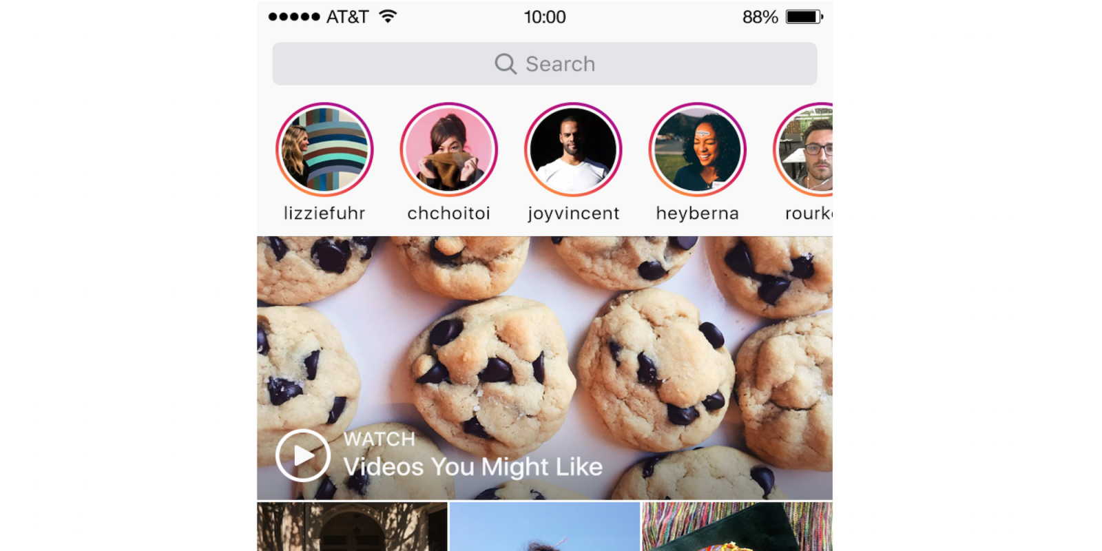 Explore Instagram Stories