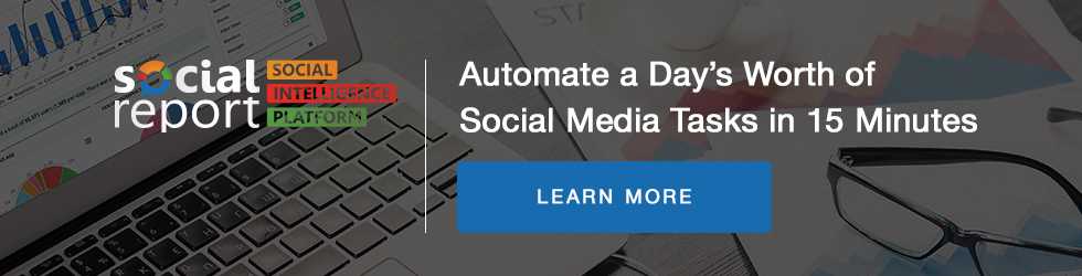 Automate a Day's Worth of Social Media Tasks with Social Report