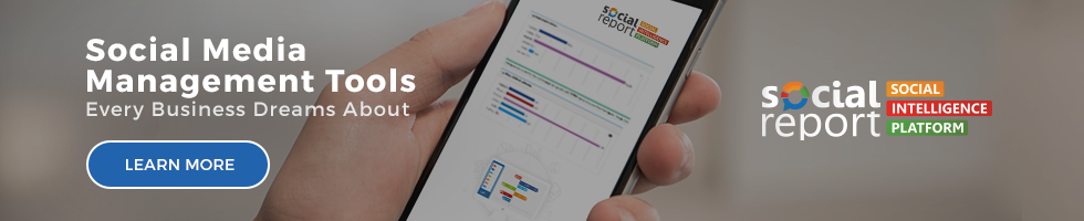 Manage your brand's social media with Social Report